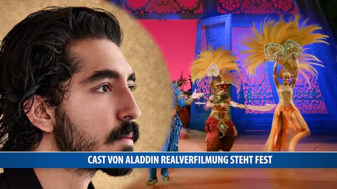Cast von AladdinRealverfilmung steht fest  YouTube