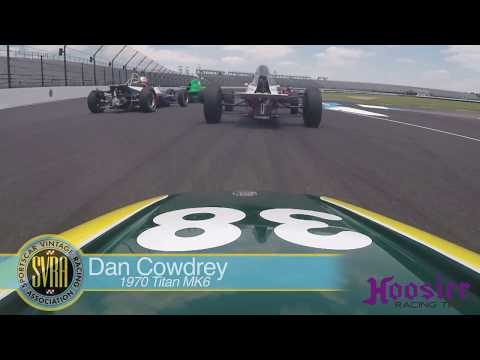 FF Champions race at INDY