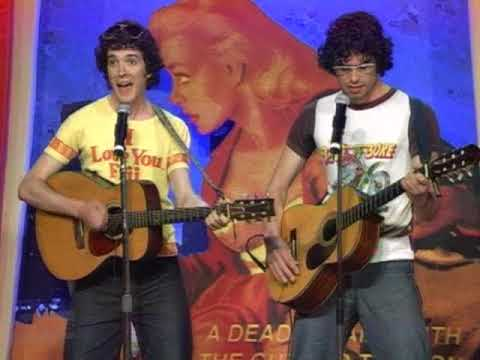 NZ On Screen: Pulp Comedy - Flight of the Conchords sing 'Bowie'