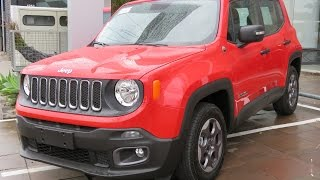Jeep Renegade // Vídeo Extra Canal Top Drive