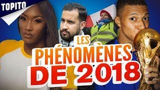 TOP 7 DES PHÉNOMÈNES DE 2018 EXPLIQUÉS