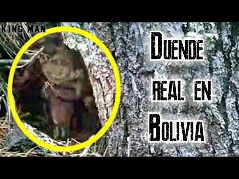 La mejor grabación de un auténtico duende registrado en Bolivia