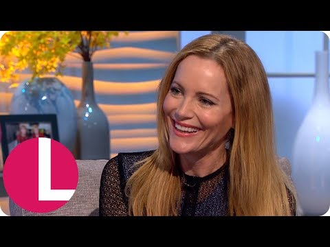 Leslie Mann Knows How to Unicycle!?  Lorraine