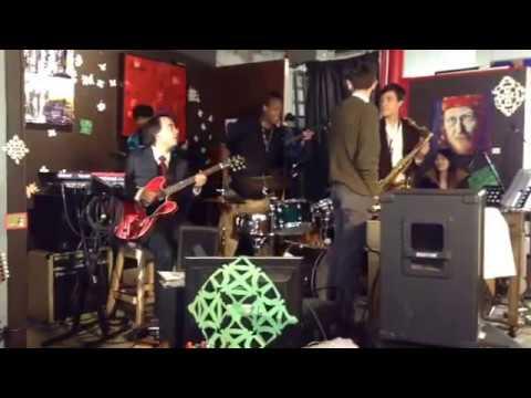 Cody Moffett Jambalaya Youth Xplosion at 3Delights Night 2015 Winter Arts Glimmer