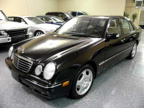 2001 Mercedes E430 1902 Sold