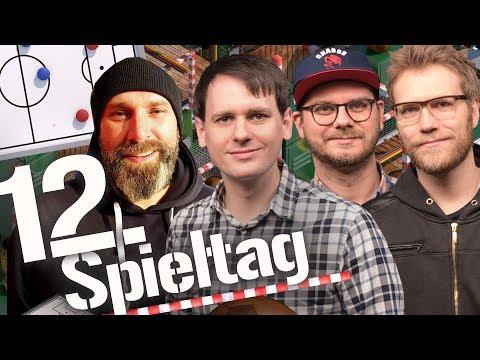 12. Spieltag der Fußball-Bundesliga in der Analyse | Saison 2018/2019 Bohndesliga