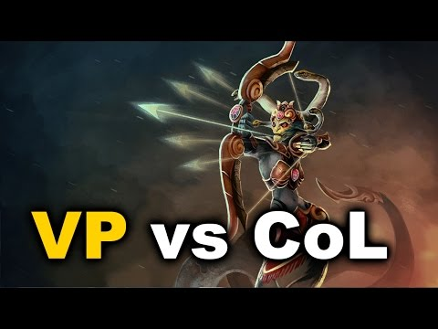 VP vs Complexity - Medusa EPICENTER Dota 2