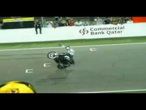 MOTO GP [2010].. insane stunT iN losaiL InternationaL circuiT..