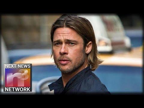 AntiTrump Hollywood Hipster Brad Pitt Just Completely Screwed Over Survivors
