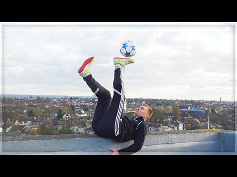EPIC FREESTYLE FOOTBALL