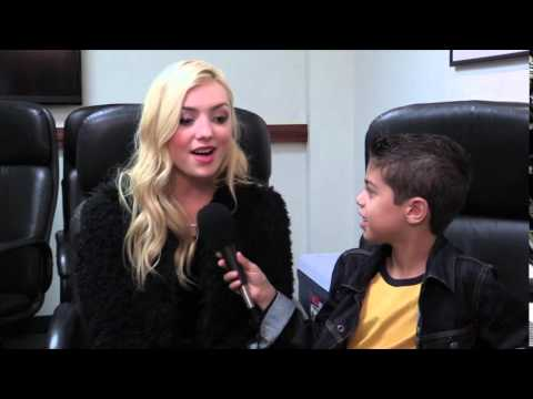 Download The Kiddos Kid Reporter and Peyton List Interview