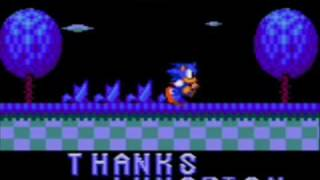 Let's Play Sonic the Hedgehog 2! (Game Gear Bad Ending)(No Commentary for this video. What can I say? Tails dies!, 2010-02-26T02:17:36.000Z)