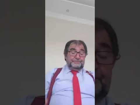 Nuri Böcekbakan'ile Cuma Sohbetleri 5 Haziran 2020