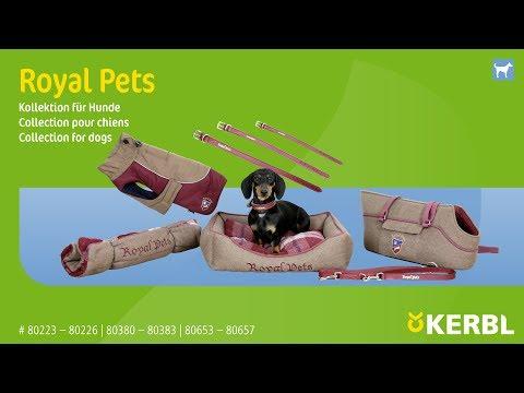 Royal Pets - Kollektion für Hunde (#80223-80226 | 80380-80383 | 80653-80657)
