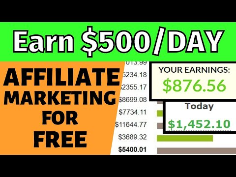 Affiliate Marketing For Beginners (Step by Step Tutorial) | Clickbank Affiliate Marketing For Free