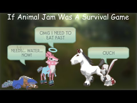 Thumbnail: If Animal Jam Was A Survival Game