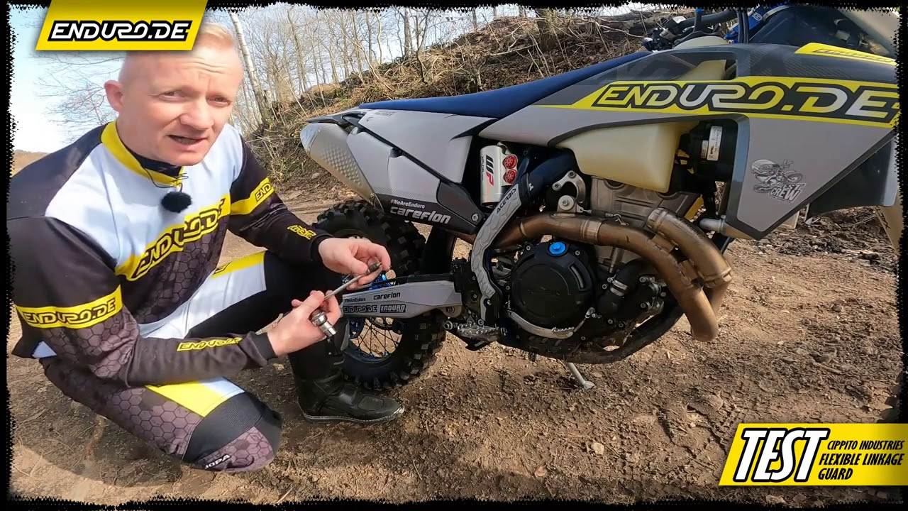 Test: cippito-industries Flexible Linkage Guard