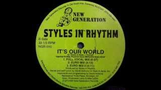 Styles In Rhythm -- It