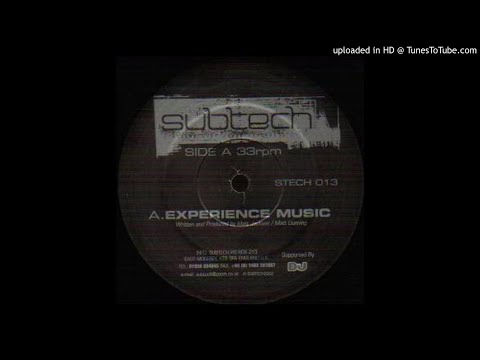 Subtech - Experience Music [STECH 013]