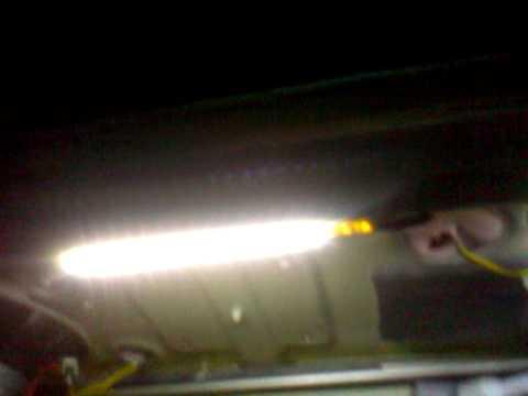 Свет в багажник ЗАЗ Сенс, Ланос