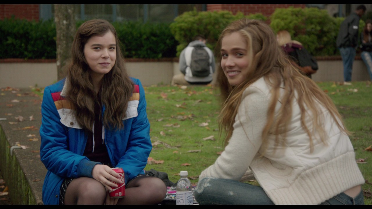 The Edge of Seventeen Young Adult films