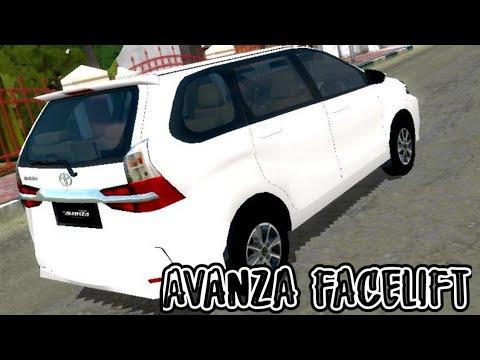 Share Mod Bussid Avanza Facelift 2019 Tipe G Bus Simulator Indonesia Youtube