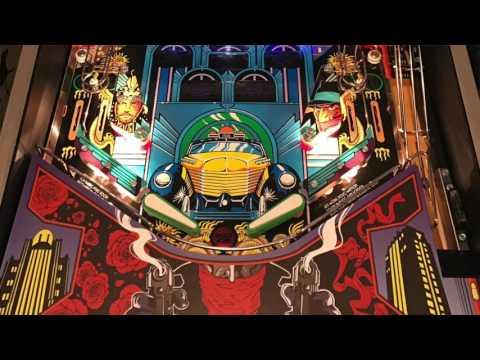SDTM: a pinball show Episode 23: The Shadow Review