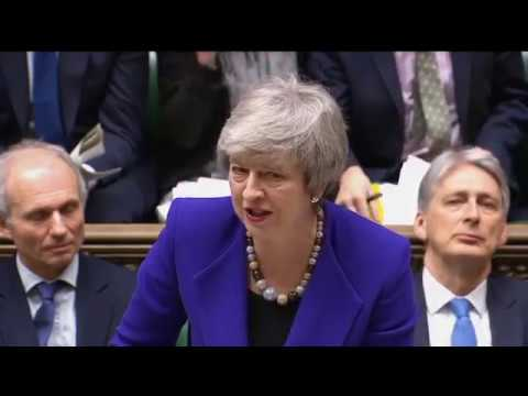 Prime Minister's Questions: 30 January 2019