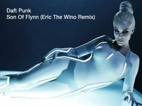Daft Punk  Son of Flynn Eric the Wino Remix