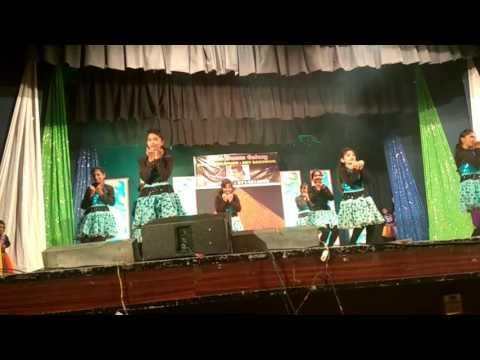 Agile Dance Programme Show at Gandhinagar Gruh Vadodara