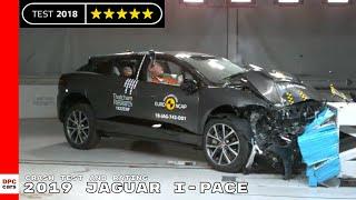2019 Jaguar I-PACE Crash Test and Rating