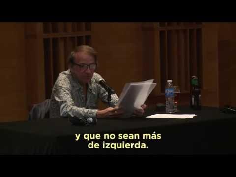 Michel Houellebecq - Conférence remarquable en Argentine 06.01.2017