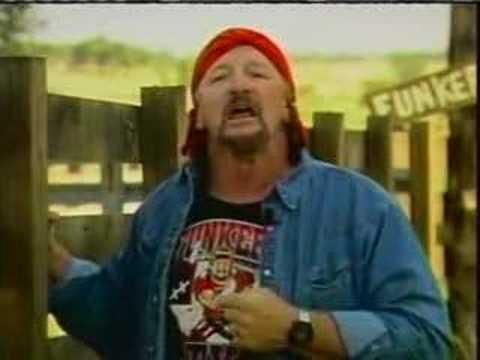 Terry Funk interview