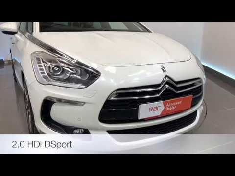 2016 Citroen DS5 Features Review - YouTube