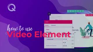 How to add YouTube, Vimeo and Other Video using Quix Page Builder to your Joomla website