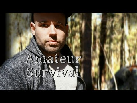 Amateur Survival: Mojave Desert