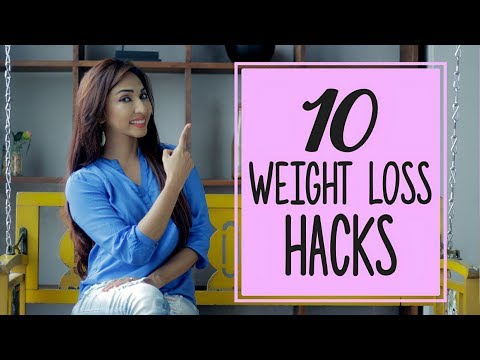 10 WEIGHT LOSS Life Hacks to LOSE WEIGHT FAST and EASY! | Mouli's Mantra | Mouli Ganguly