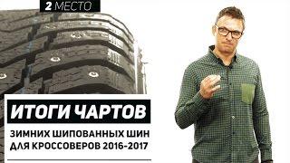 ТОП 10 4Х4 Зимних Шипованных Шин 2016   2017 / Игорь Бурцев