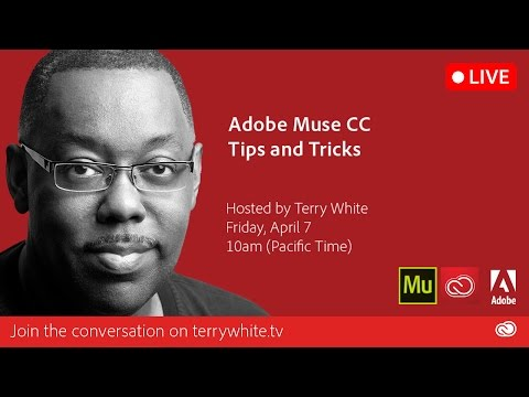 Web Design with Adobe Muse CC Tips & Tricks