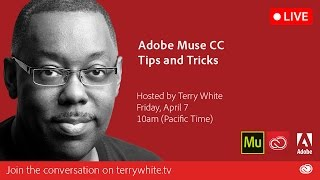 Web Design with Adobe Muse CC Tips & Tricks