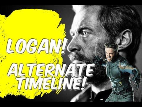 Logan Timeline