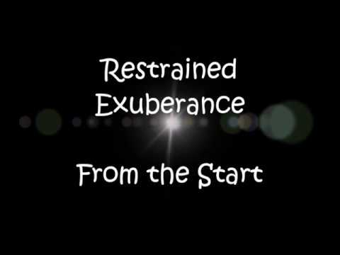 Restrained Exuberance - From the Start (ft. Shay Turreff)