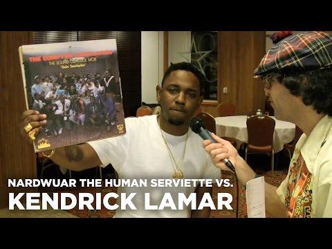 Nardwuar vs Kendrick Lamar
