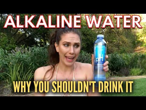 Alkaline Water: A Stupid, Dangerous Health Trend (Is Alkaline Water Good For You?)