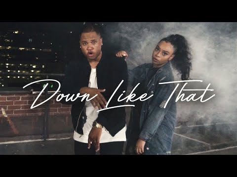 download Aaron Cole - Down Like That (feat. Koryn Hawthorne) [Official Music Video]