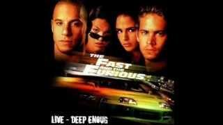 Músicas Velozes e Furiosos 1 - Deep Enough (05)