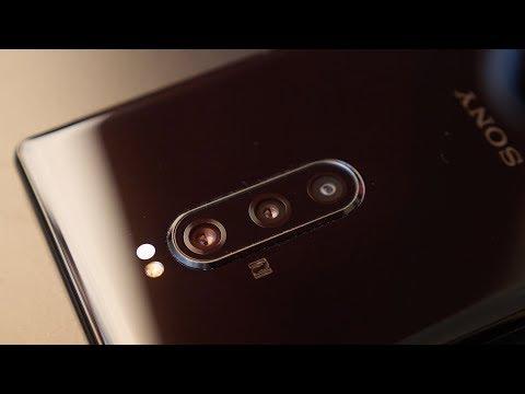Быстрый взгляд на Sony Xperia 1 / Sony Xperia 10 и 10 Plus