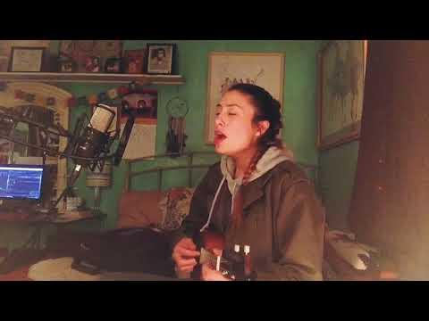 Stevie Nicks, Landslide- Ukulele Cover by Ashlee Vivo