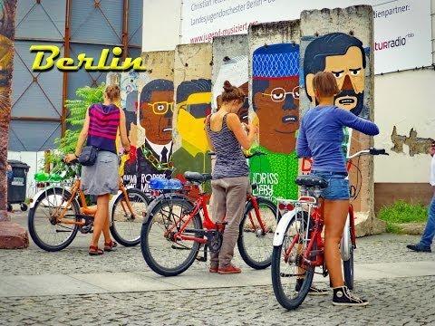 Berlin két keréken