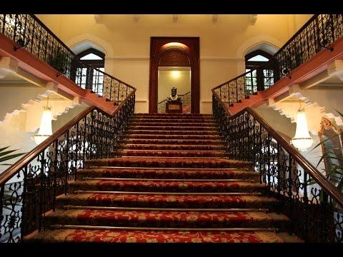 INDIA - MUMBAI (PART 8) - HOTEL TAJ MAHAL (INSIDE)